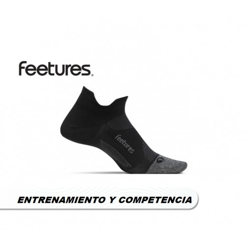 TINES FEETURES NOSH LIGHT BLACK HOMBRE