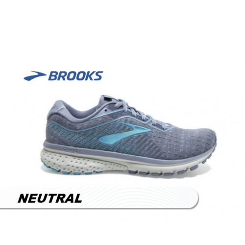 TENIS BROOKS GHOST 12 DAMA
