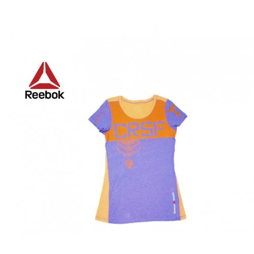 PLAYERA REEBOK CROSSFIT CR DAMA
