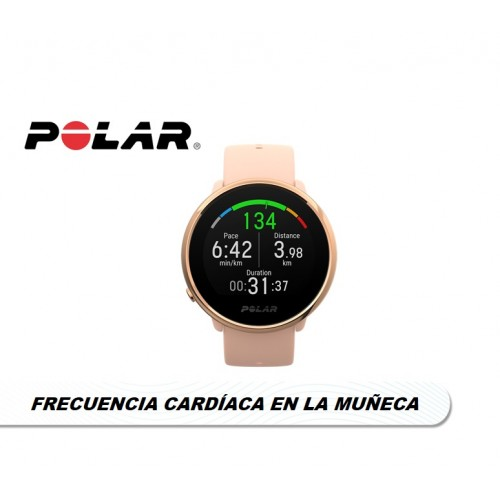 RELOJ POLAR IGNITE FITNESS RUNNING DAMA