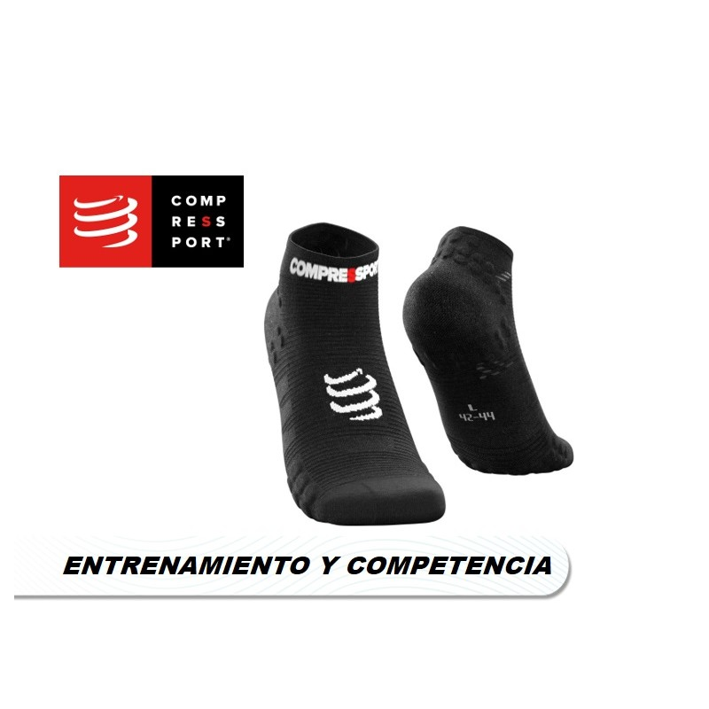 TINES PRO RACING LOW CUT COMPRESSPORT UNISEX