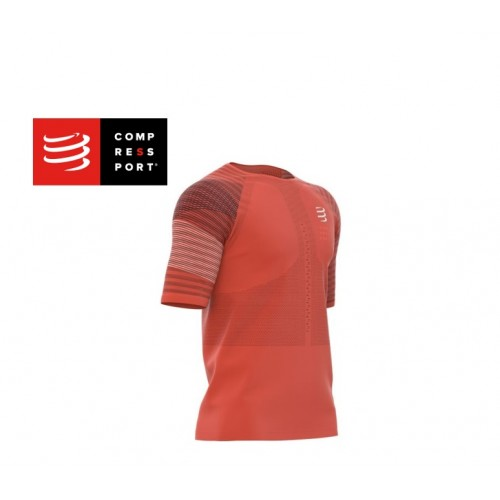 PLAYERA RACING SS ULTRA LIGERA COMPRESSPORT HOMBRE