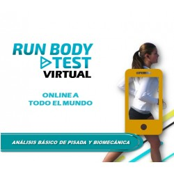 RUN BODY TEST VIRTUAL