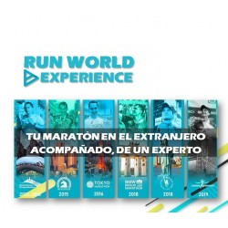 RUN WORLD EXPERIENCE