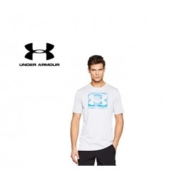 PLAYERA UNDER ARMOUR BOXED SPORTSTYLE HOMBRE